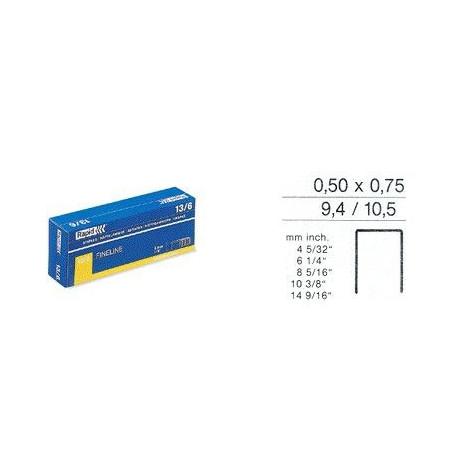 Grapa 13/6-5m-131/6 Caja De 5000 Pza.