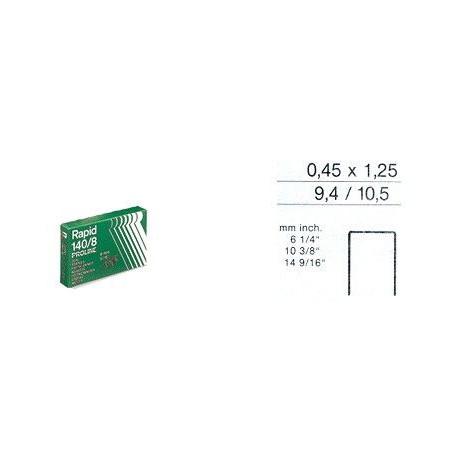 Grapa 140/8 (671) Caja De 5000 Pzas. 5103 Unidad