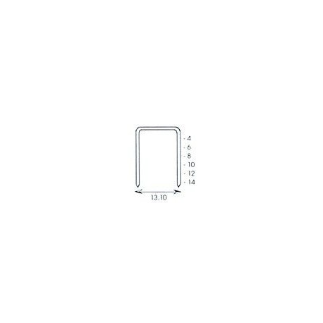 Grapa Para Esco 58/6 Caja De 5000 Pzas.4002