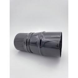 Reductor Tubo Estufa Theca 100-90mm Esmaltado 7500741 Acero