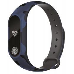 Smartband Actividad Frec. Cardiaca App Compatible 16x9x2.5cm