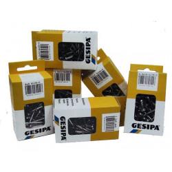 """Remache Aluminio """"minipack 50 Piezas"""" 4x6"""