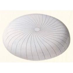 Plafon Circular Grafilado 22w/220v