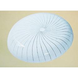 Plafon Circular Grafilado 32w/220