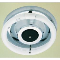 Plafon Circular Cromo 22w/220v