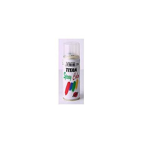 Esmalte Sintetico Brillan Titanlux Negro Spray 200ml 567