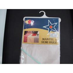 Mantel Confeccionado Maravilla 1,20 Redondo