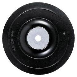 Plato Soporte De Goma 125mm Para Amoladora Dt3611-qz Piranha