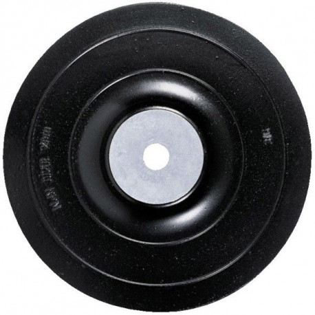 Plato Soporte De Goma 178mm Para Amoladora Dt3612-qz Piranha