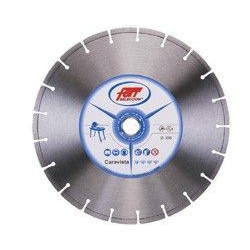 Disco Diam. Segmentado Laser Corte Humedo Cara Vista 300mm