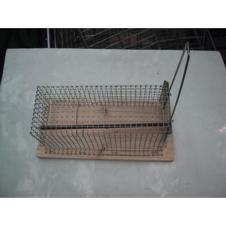 Ratonera Metalica 21cm 5195