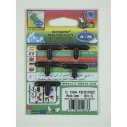 Derivacion Te Microtubo 4mm. 542633