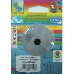 Junta Descargador Cisterna 12 Mm 001581