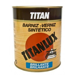 Barniz Sintetico Brillante Titanlux 250ml 034000114