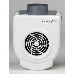 Extractor Cocina Centrifugo 250m3/h B/grasa Pl/ignif Bl S&p