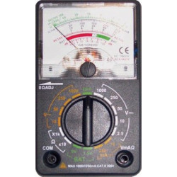 Polimetro Analogico 13 8500213 Unidad