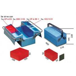 Caja Herramientas Metalica 102.5-40x21