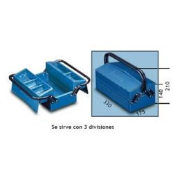 Caja Herramientas Metalica 102.3-33x17