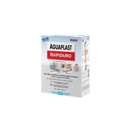 Plaste Aguaplast Fijacion Gris Inter/exte Estuche 1,5kg 1405