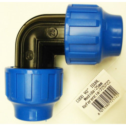 Codo Riego 25mm 90§ Igual S&m Pp 725722