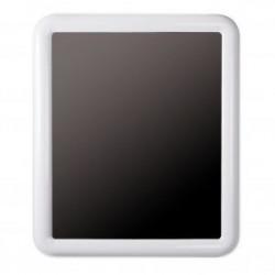 Espejo Rectangular 650x550 Blanco 43071