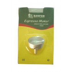 Embudo Cafetera Oroley 1 Taza Blister 57016