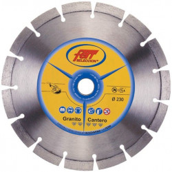 Disco Diamante Ferr Cantero 230mm 543031824