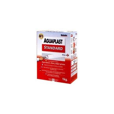 Plaste Aguaplast Standard Blanco Interior Estuche 1kg 4051