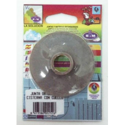 Obturador Cisterna 17x72mm.002502
