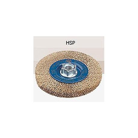Cepillo Circular Acero Ltdo 115mm Altas Rev P/amol Hsp 0115e
