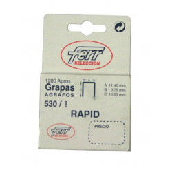 Grapa 530/8 Caja De 5000 Piezas