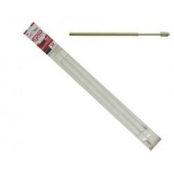 Extensible Visillo 80x135 Latonado 7300-20731080 1unidad