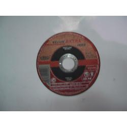 Disco Corte Acero Inoxidable 115x1x22 Extra 41502