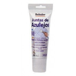 Masilla Juntas Azulejos Blanca Beissier Tubo 200ml 2027