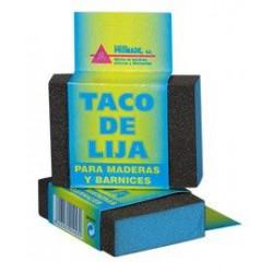 Taco Lija Grano Fino Blister Atae102