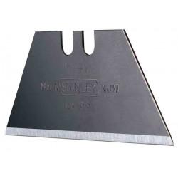 Cuchilla Cutter Trapez. 50x19x0,45mm Standard Stanley 5 Pz