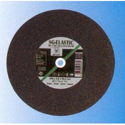 Disco Corte Metal Estac. 300x4x22,2 Mm Sg-elastic Pferd