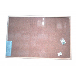Tablon Anuncios 40x30cm Safor Kit Corcho Mc1 Mc-1