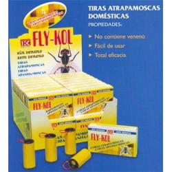 Tira Atrapamoscas Fly-kol 05-00032 Unidad