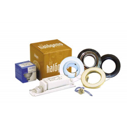 Halogeno Fijo Oro Eco Kit 14133