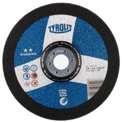 Disco Corte Metal Estac. 350x2,8x25,4 Mm A46-bf Tyrolit