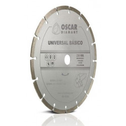 Disco Diamante Universal Basico 115mm. Unidad