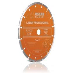 Disco Corte Prof Laser 230 Mm Diam Oscar Diamant