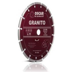 Disco Diamante Granito Laser 115x2,2x7 Unidad