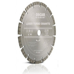Disco Diamante Granito Laser 230mm. Alt 10 Unidad