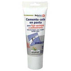Cemento Cola Pasta Blanco Inter/ext Beissier Tubo 200ml 2396
