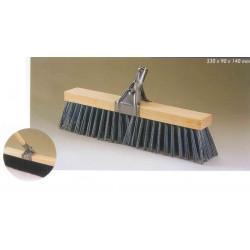 Cepillo Barrendero Metalizado 06666