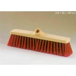 Cepillo Industrial Con Mango Fibra Suave 50 Cm. 06781 Unidad