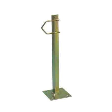 Abrazadera Mastil Con Platina 35 Cm. Ac-782 Unidad