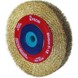 Cepillo Circula Acero Ltdo 150mm 0,3mm Multieje 151505cgme